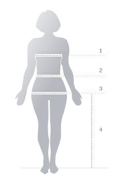 Parametri donna