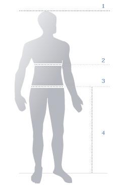 Parametri uomo